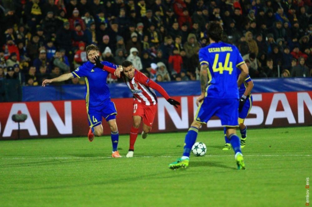 «Ростов» с голландским клубом имеет по одному очку и занимает последнее место, уступая ПСВ по дополнительным показателям.