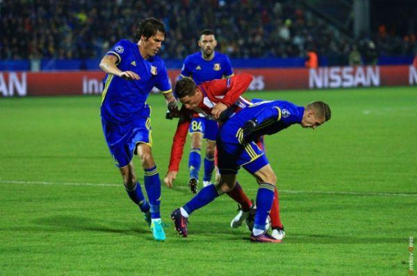 «Ростову» предстоят выездные матчи в Мадриде и в Эйндховене, а также домашняя встреча с «Баварией».