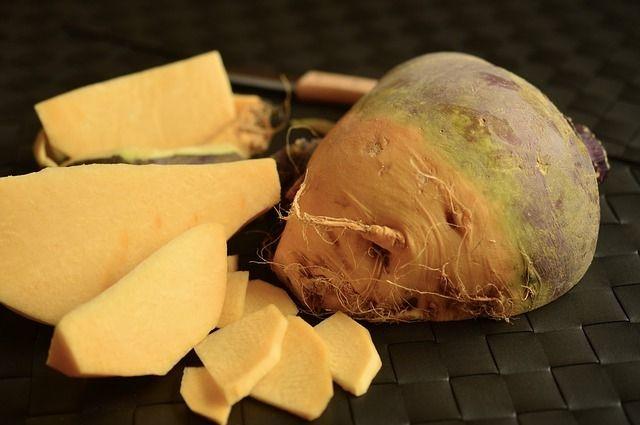 Репа гораздо полезнее картофеля.