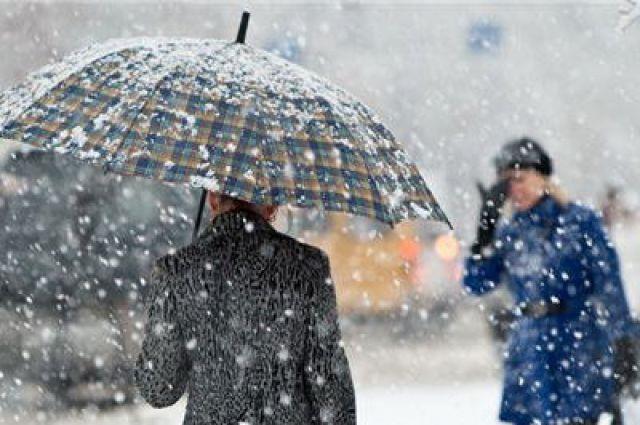 Мощнейший циклон атакует Камчатку