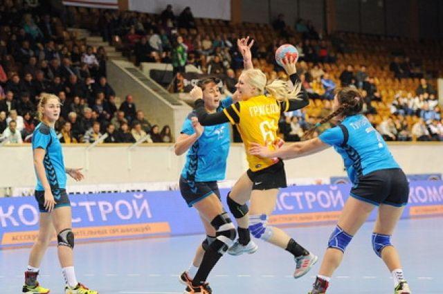 ГК «Ростов-Дон» одержал победу над ижевским «Университетом»