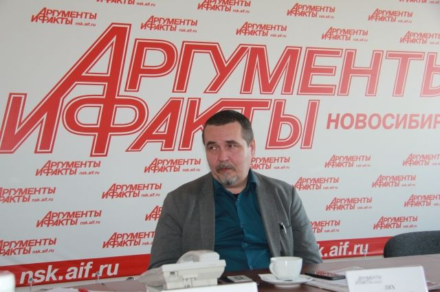 Игорь Лях ответил на вопросы читателей «АиФ на Оби»