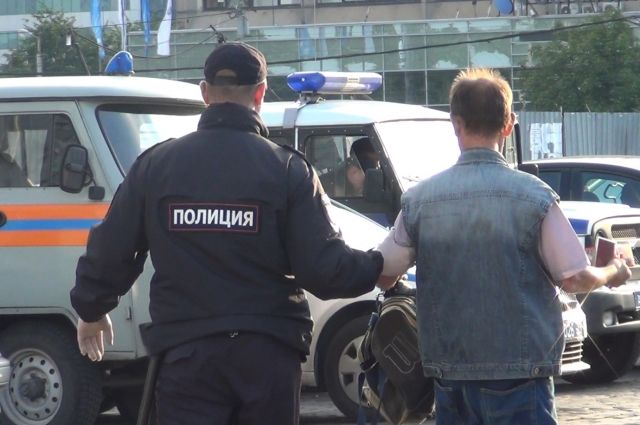 Лжетеррорист, сообщивший овзрыве, схвачен вЧерняховске