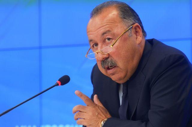 Валерий Газзаев: «Нужно задуматься осоздании Евразийской лиги»