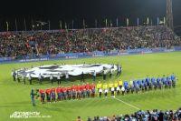 ФК «Ростов» - «Атлетико» (Мадрид, Испания) – 0:1.