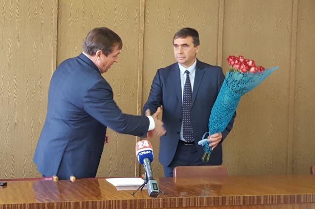 Министром сельского хозяйства Карма стал Андрей Рюмшин