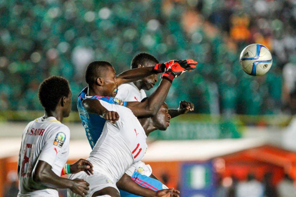 Сенегал — 32 место,