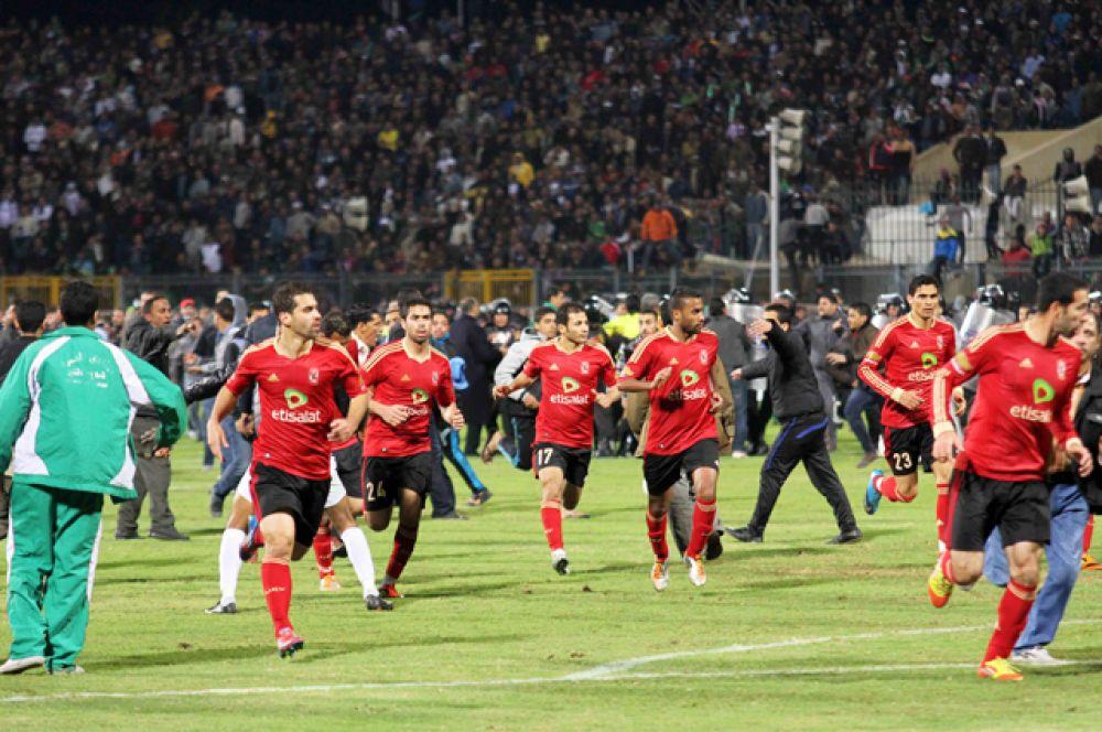 Египет — 46 место,