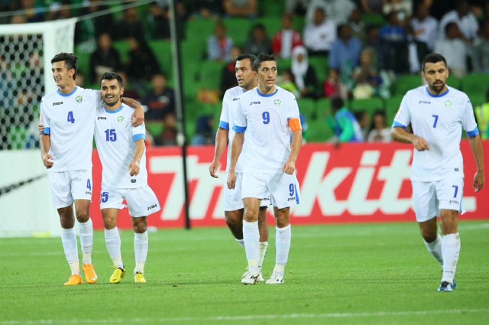 Узбекистан — 48 место,
