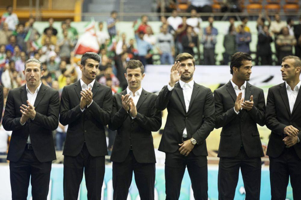 Иран — 27 место,