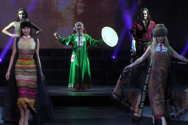 В гала-концерте приняли участие победители международных и российских конкурсов и лучшие творческие коллективы округа.