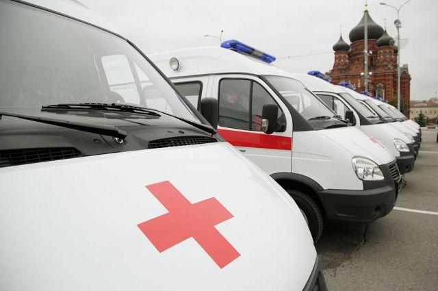 Машины скорой помощи переданы медицинским учреждениям Тульской области