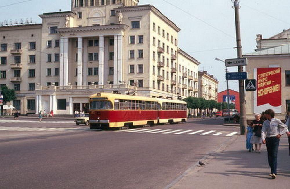 За 115-летнюю историю смоленский трамвай по праву стал одним из символов города.