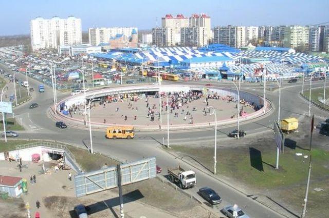Станция метро «Героев Днепра»