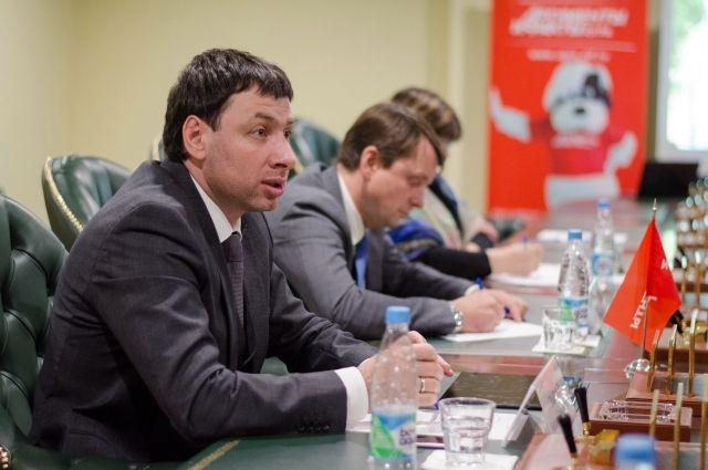 Николай Ташланов принял участие в мероприятии.