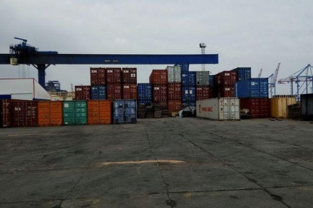 СБУ перекрыла преступный экспорт древесины вЕвропу вОдесском порту