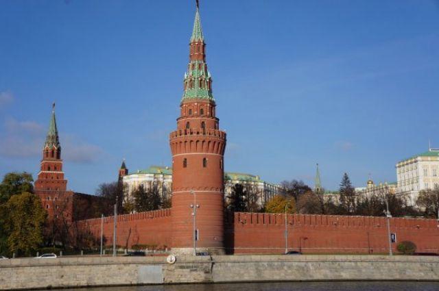 В ФСО не стали комментировать сбои в работе GPS в районе Кремля
