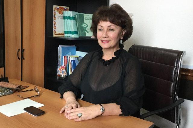 Ирина Ярославцева.