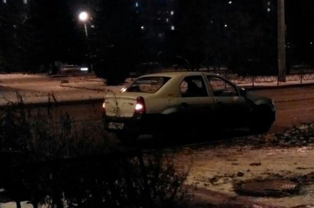 Проверка показала, что водитель был трезвым.