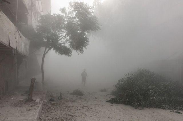 Авиаудар бельгийских ВВС по Алеппо. Справка