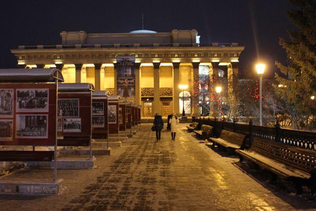 Новосибирцам обещают на выходных насыщенную культурную программу