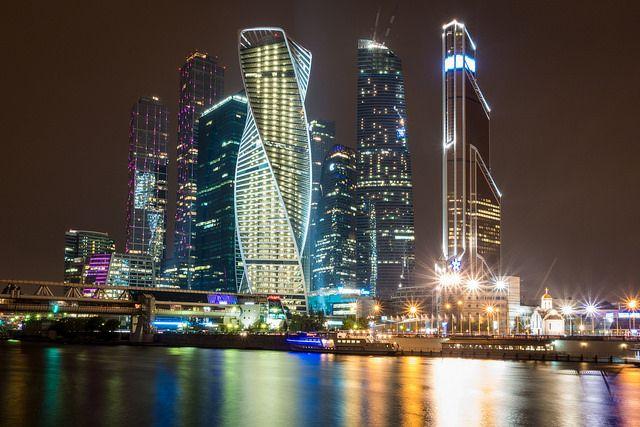 Самые большие вмире часы установят в«Москва-Сити»