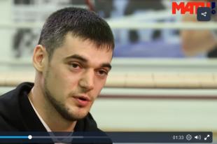 Боксерское реалити-шоу «Бой в большом городе» транслируется на телеканале «Матч-ТВ».