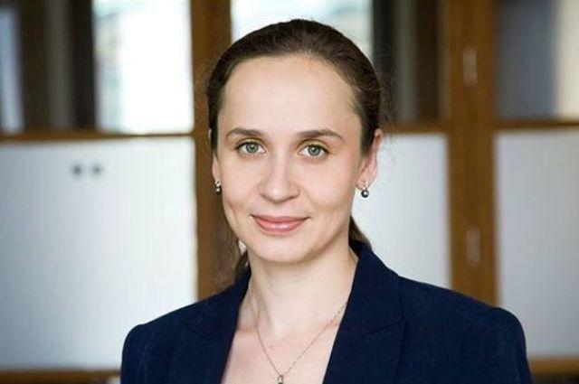 Заместитель Кубива Юлия Клименко ушла вотставку