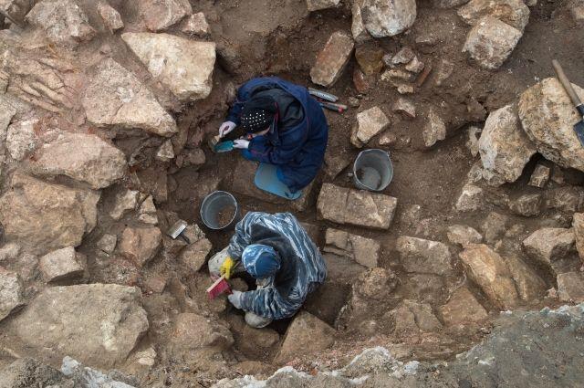 ВСибири отыскали неповторимую старинную погремушку