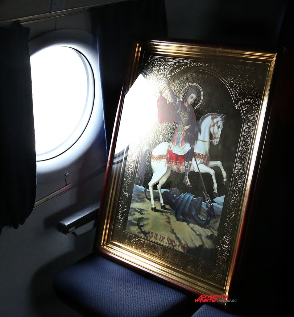 Икона великомученика Георгия Победоносца