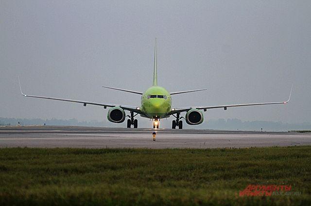 Самолет с подозреваемой приземлился в Хабаровске