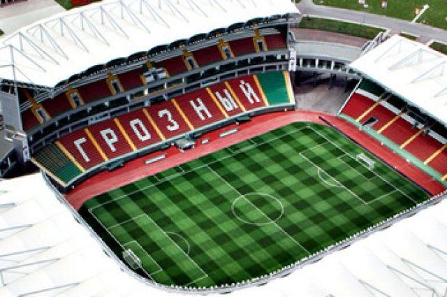 Футболисты «Терека» обыграли «Рубин» вматче 11-го тура чемпионата РФ