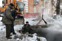 Прорывы на водоводе не позволили вовремя подключить котельную в Саткинском районе.