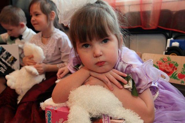 Каждый детдомовский ребёнок мечтает о семье и ждёт своих родителей.