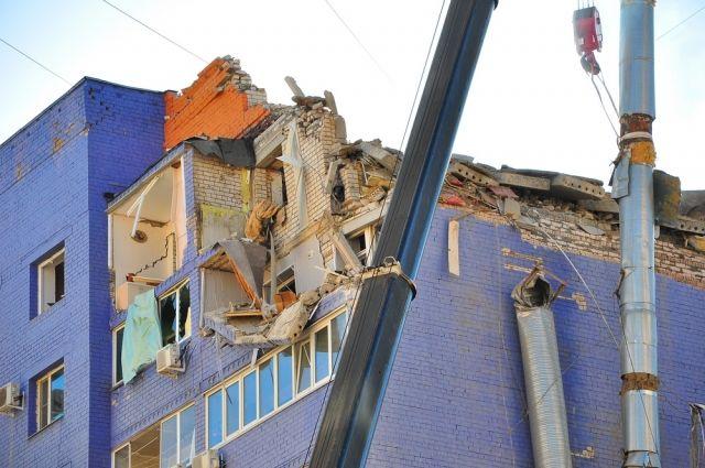 Шокирующие кадры: вweb-сети появилось видео взрыва жилого дома вРязани