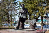 Памятник Тукаю.