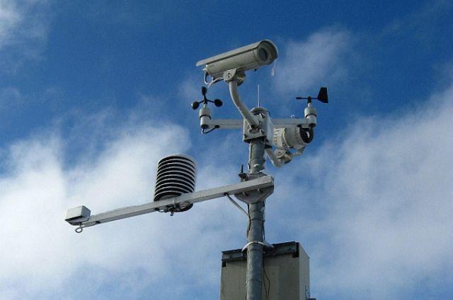 Следить за работой дорожных метеостанций Калининграда можно через Интернет.