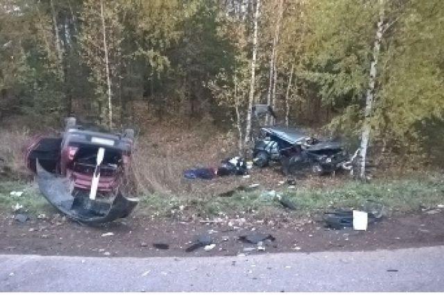 Водитель «Renault Logan» отделался легкими травмами.