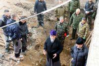 Старейший храм Омска восстанавливают всем миром.