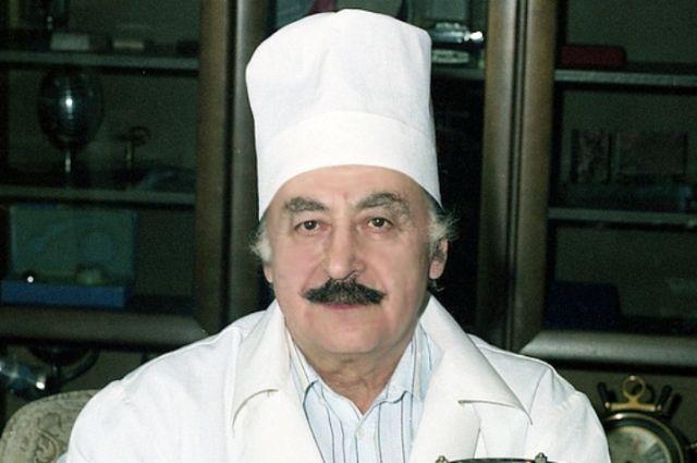 Гавриил Абрамович Илизаров.