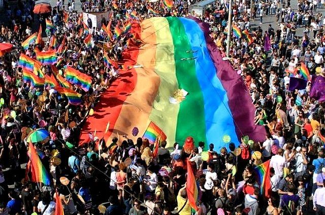 ВКалининграде планируют провести первую вРФ ЛГБТ-акцию