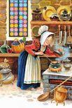 Детские книги должны быть красочными, считает художник.