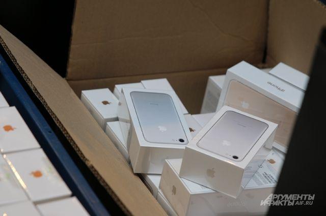Прибыль компании Apple упала впервый раз за15 лет