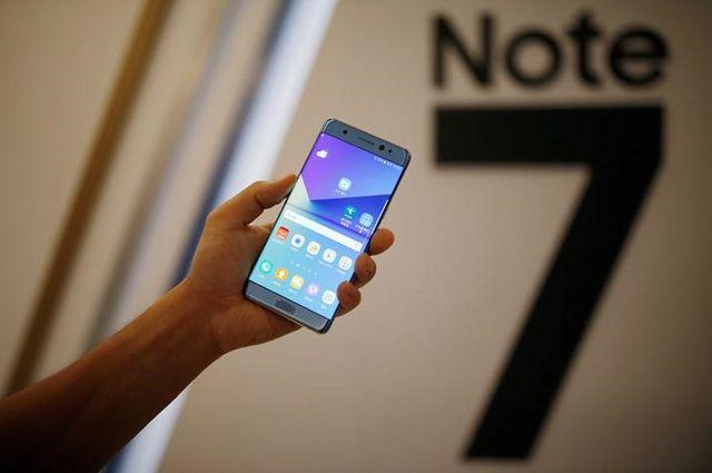 Фатальная ошибка приостановила разработку Galaxy Note