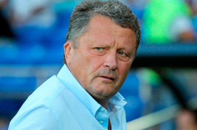 Маркевич несобирается становиться тренером киевского «Динамо»