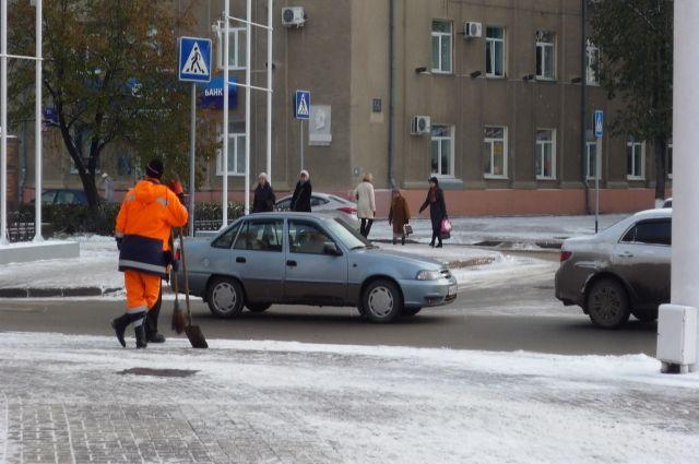 Снега станет меньше, но дорожная ситуация останется напряженной