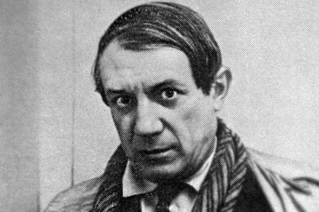 Пабло Пикассо. 1921 год.
