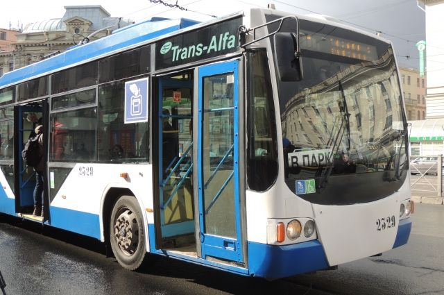 Новосибирские троллейбусы отправляются в Аргентину