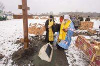 Храм Иоанна Предтечи возведут в Алтайском крае