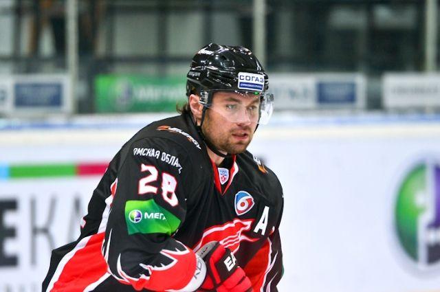 Денис Куляш отыграл за «ястребов» четыре сезона.